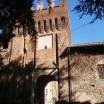 Castello di Castelnovo VT - ingresso