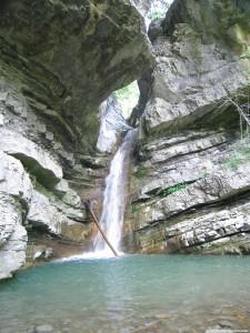 Cascate del Perino- Piacenza