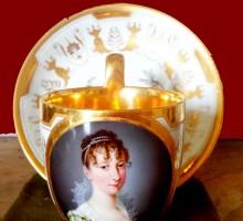Locandina Mostra Maria Luigia a Caramello