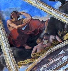 Cupola Duomo - profeta Zaccaria1