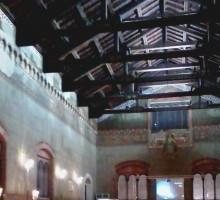 Salone Gotico solo soffitto