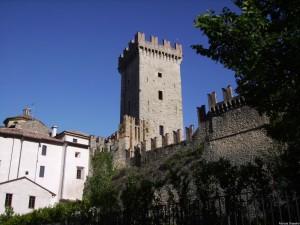 Vigoleno - PC- Mastio e mura- Foto Patrizia Oropallo
