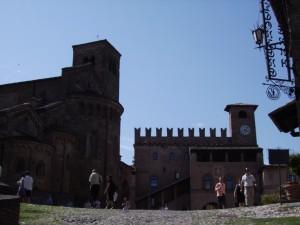 Piazza Monumentale di Castell'Arquato