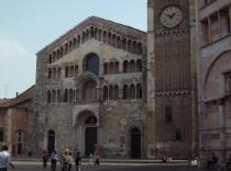 Atlante guide turistiche, visite guidate a Parma, Duomo e Battistero, Palazzo della Pilotta