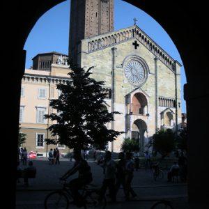 Piazza Duomo Piacenza. visita guidata per gruppi, gita scolastica a piacenza