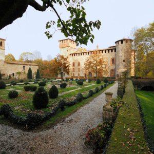 Visita guidata al Parco e al Castello di Grazzano Visconti