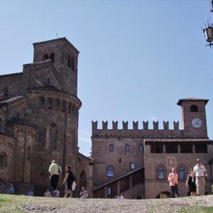 Castell'Arquato, visita guidata al borgo medievale, i borghi più belli d'Italia