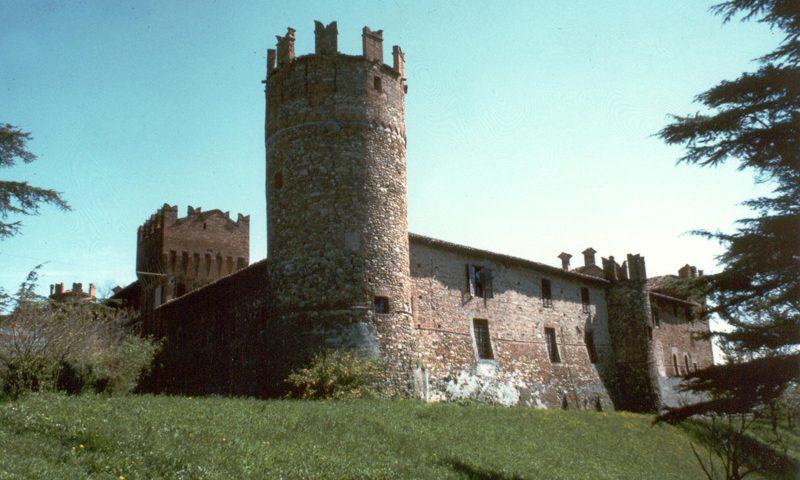 Castello di Castelonovo Val Tidone, visita guidata