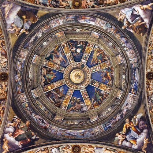 Visita guidata alla Basilica di Santa Maria di Campagna, Piacenza