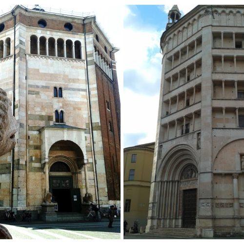 Battistero di Parma, gite per gruppi e scuole con Atlante