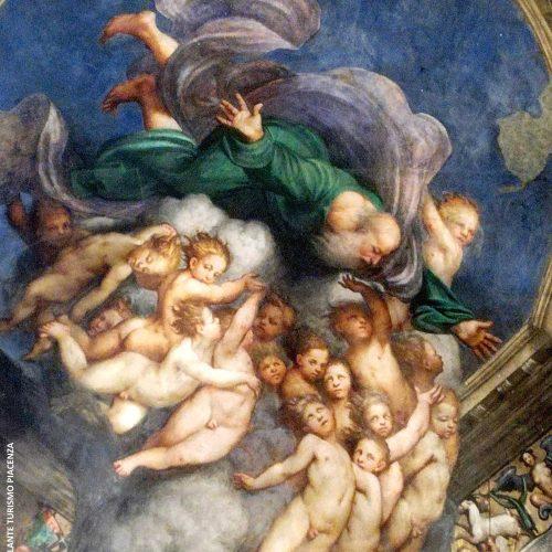 Pordenone, visite guidate a Piacenza e Cremona, Santa Maria di Campagna