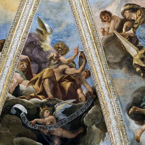 Salita alla cupola del Guercino, visita guidata al Duomo di Piacenza
