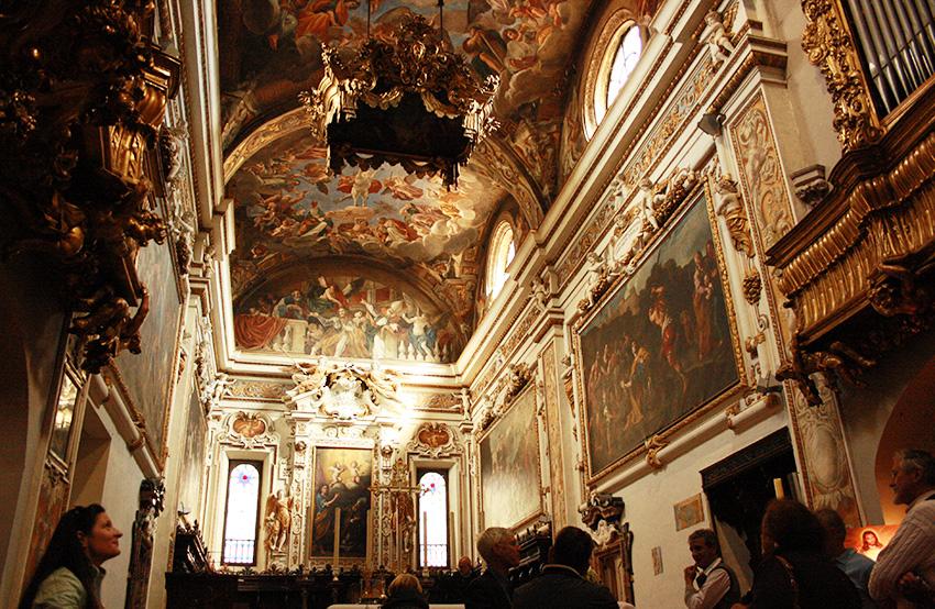 Basilica di Sant'Antonino, interno